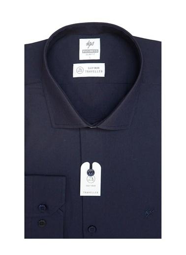 IGS Gömlek Lacivert